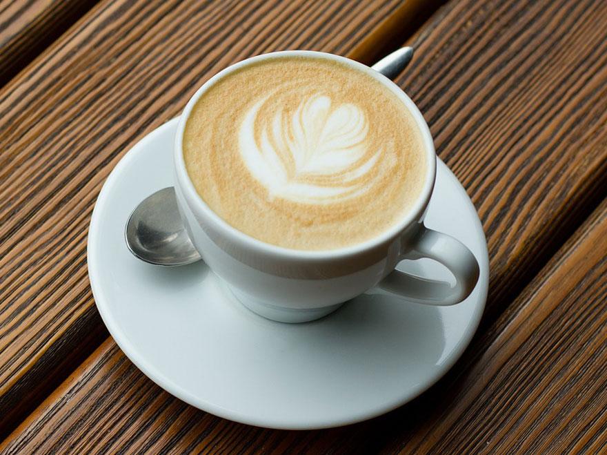 Zubereitungsarten von Kaffee. Café Creme