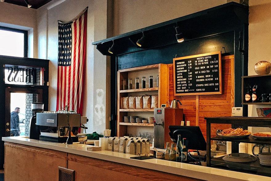 Kaffee Rezepte aus Amerika USA