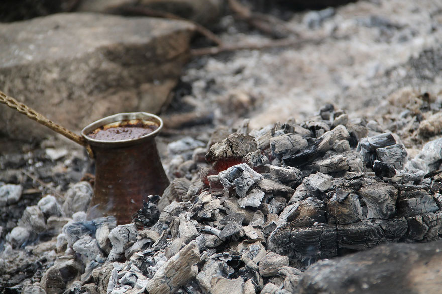 Kaffee Rezepte aus dem Orient