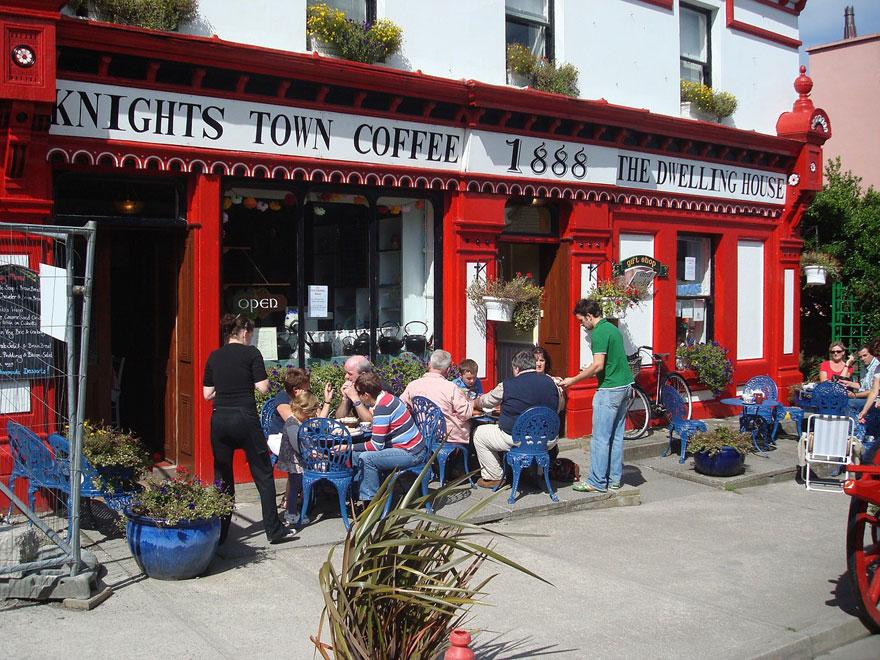 Kaffee Rezepte aus Irland